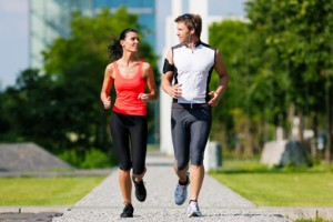 Running is great if you want to know how to triple your fat burning