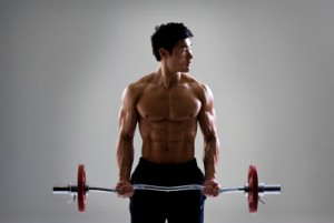 Weight Training will help burn body fat.