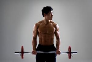 Weight Training will help burn body fat.