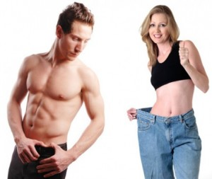 Learn the top ways to Burn Ab Fat and look like this man or woman.